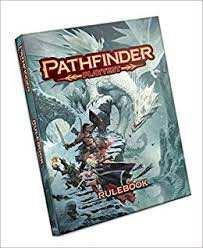Livro do RPG de Mesa do Pathfinder Playtest