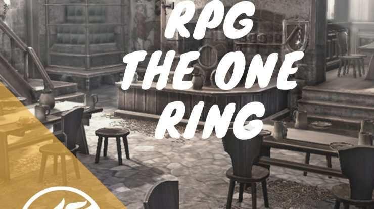 o um anel