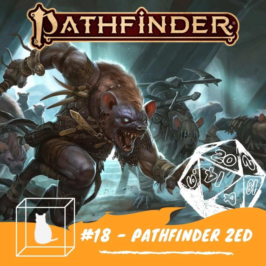arte do capitulo 18 do podcast caixinha quantica pathfinder 2ed, pathfinder segunda edição, pathfinder 2