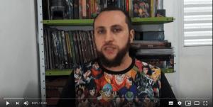 imagem do Douglas do canal sebo RPG para o podcast d&d 5ed em português