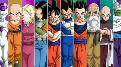 Imagem do Dragon Ball, um do melhores animes para assistir