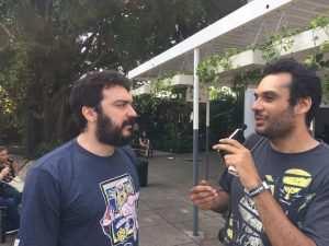 Entrevista com didi braguinha D&D 5 galapagos evento