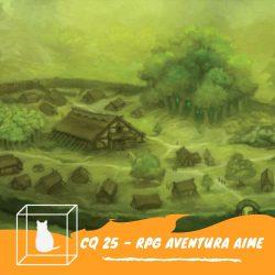 Senhor dos Anéis RPG imagem da aventura Caixinha Quântica