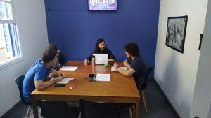 Rpg Call of Cthulhu fotos do evento na loja spellbox em sao paulo
