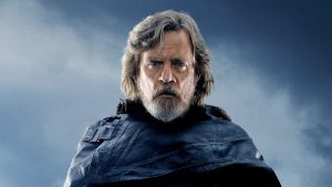 star wars 9 imagem de luke skywalker