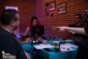 jogar rpg podcast com o torre do dragão