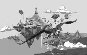 Tormenta RPG Vectora, podcast caixinha quantica