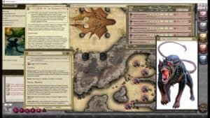 rpg de mesa online fantasy grounds
