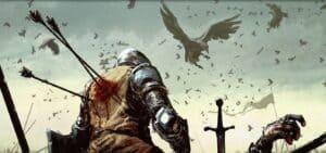 morte no RPG imagem do programa caixinha quantica podcast